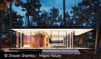 Shayan Shamlou Maple House